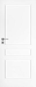 białe drzwi DRE Carla