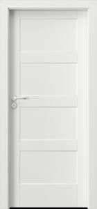 białe drzwi Porta SKANDIA