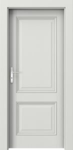 białe drzwi Porta Villadora RETRO